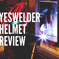 Yeswelder helmet review