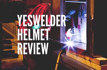 Yeswelder helmet review