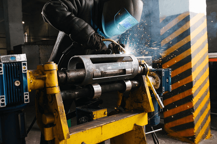 Eastwood 135 MIG welder review