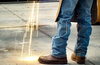 What Kind of Boots Are Good For Welding